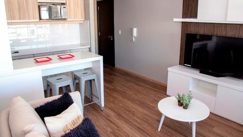Venta Apartamento Monoambiente Pocitos Con Garaje Opcional