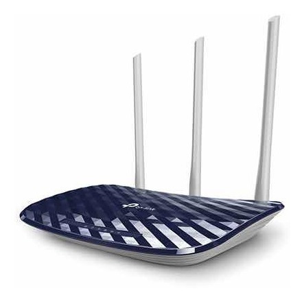 Tp-link Router Archer C20 Wifi Dual Band 3 Antenas Ac750