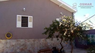 Casa Residencial À Venda, Jardim Macarenko, Sumaré. - Ca0725