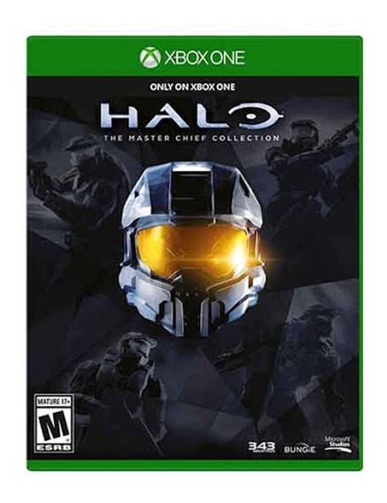 Jogo Halo The Master Chief Xbox One Mídia Física | Vitrine