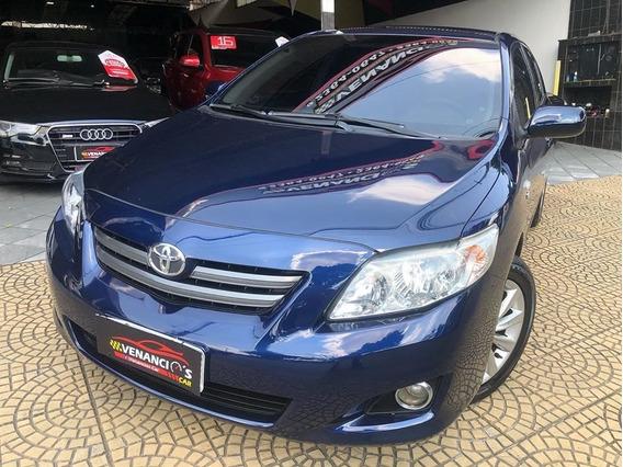 Toyota Corolla 1.6 Xli 16v Gasolina 4p Automático - Venancio