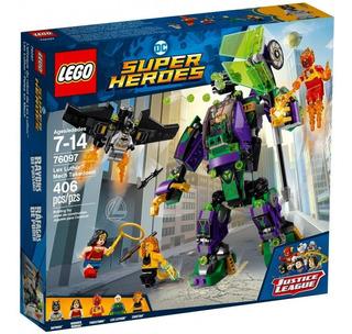 Lego 76097 Super Heroes Ataque Robot Lex Luthor Devoto