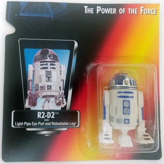 Star Wars R2-d2 * Power Of The Force Light-pipe Eye E Perna