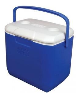 Caixa Térmica Excursion 30qt 28,4 Litros - Coleman - Azul