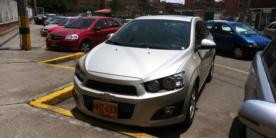 Chevrolet Sonic 2014 Asegurado! En Perfecto Estado!