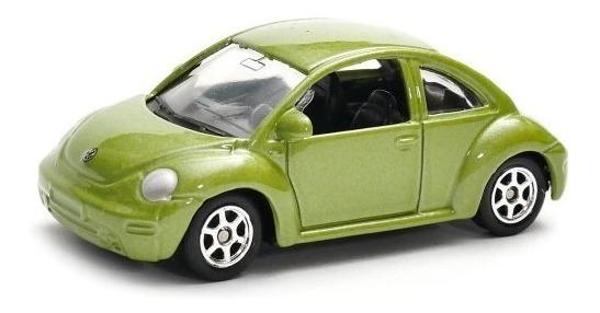 Welly Volkswagen New Beetle 1/60 Ruedas De Goma Rosario