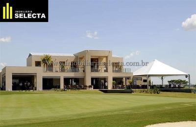 Terreno Para Venda No Condomínio Quinta Do Golfe Em São José Do Rio Preto - Sp - Ter0213