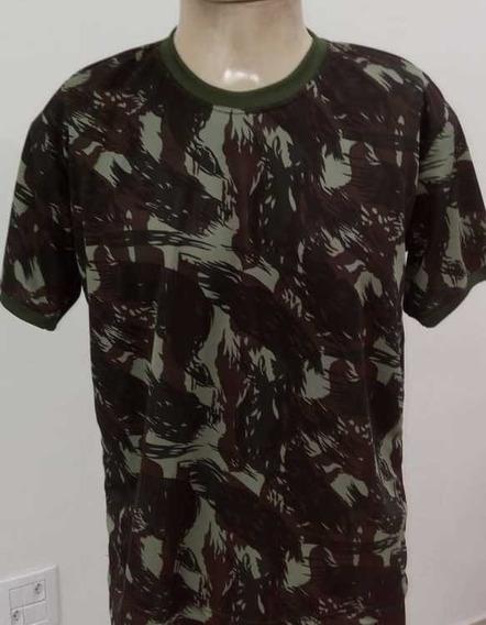 Camisetas Camufladas Exército