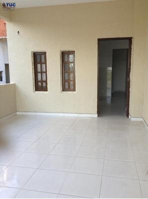 Casa Térrea 03 Cômodos 01 Vgs -jd João De Barro -sbc - 8073