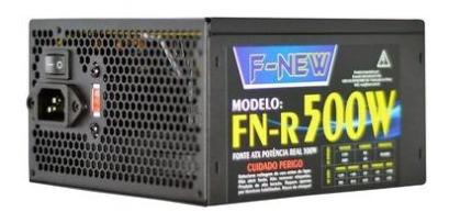 Fonte F-new 500w Fn-r500