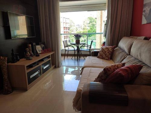 Apartamento 2 Suites 1 Vaga De Garagem. - Ap1030