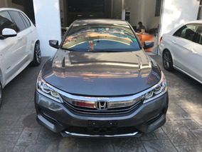 Honda Accord 2.4 Sport Cvt 2017 Gris