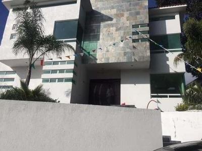 Casa Habitación En Venta, En El Club De Golf Valle Escondido