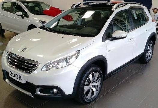 Peugeot 2008 1.6 Griffe Aut 2020 0km