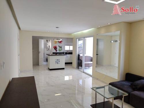 Condomínio Alegria Apartamento Andar Alto Com 2 Suítes E 1 Vaga, 83m² - Guarulhos/sp - Ap0475