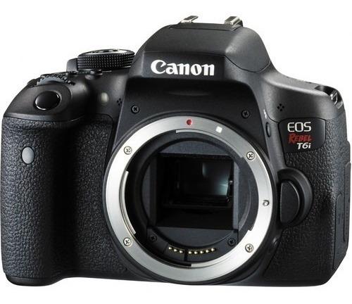 Câmera Eos Rebel T6i Canon (corpo)