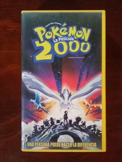 Pokémon 2000 Vhs