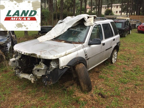 Land Rover Freelander 1 Retirada De Peças