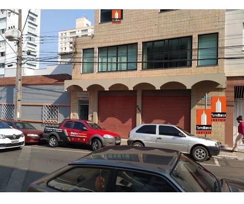 Imagem 1 de 8 de Apartamento Com 1 Dormitório Para Alugar, 52 M² Por R$ 700,00/mês - Centro - Ponta Grossa/pr - Ap0847