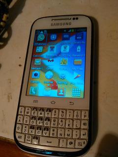 Celular Samsung Galaxy Gt B5330 Chat En 15v