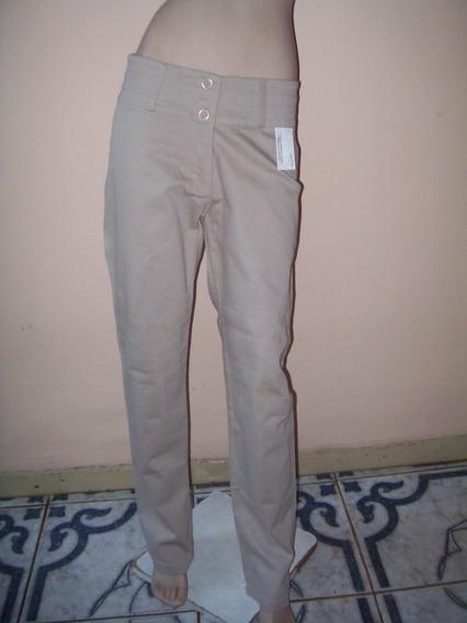 Pantalon Tipo Gabardina T.46 Chico = 42 Aprox Nuevo