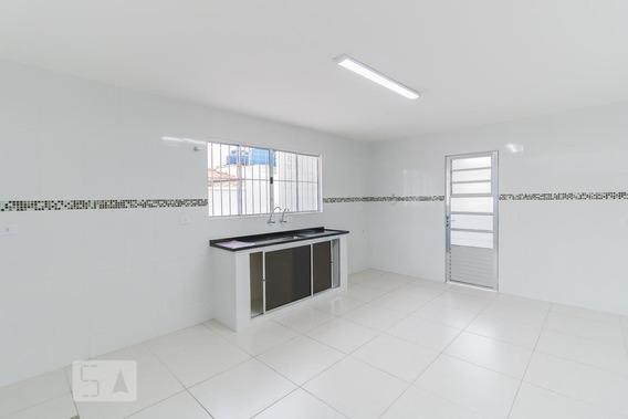 Casa Para Aluguel - Vila Re, 2 Quartos, 140 - 893113440