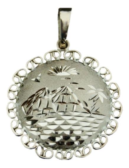 Pingente Egípcio 3,5g Em Ouro 18k - 750