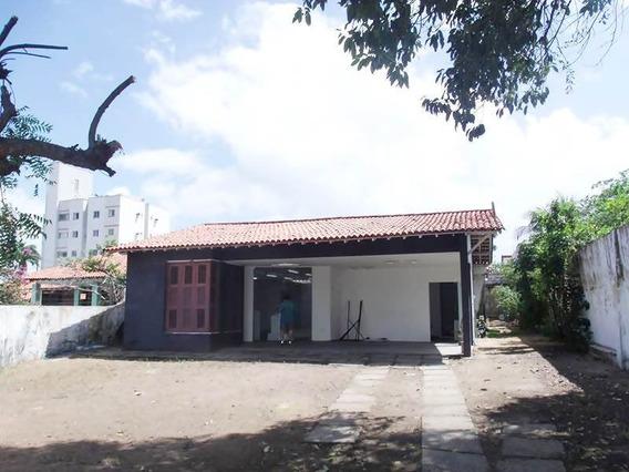 Aluguel Casa Comercial Com Garagem - Bairro Papicu