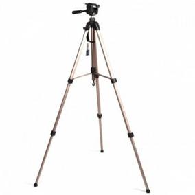 Tripé C/ Bolsa E Engate Rápido Wt3730 Para Canon Nikon Sony