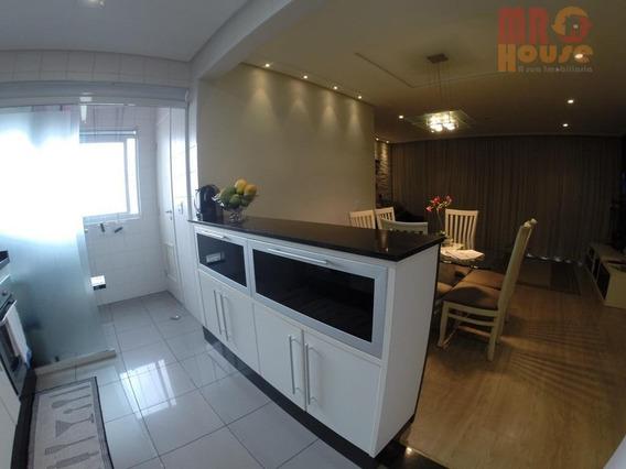 Apartamento Residencial À Venda, Vila Gumercindo, São Paulo. - Ap0169