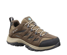 Crestwood Columbia Waterproof Footwear Pebble