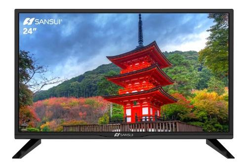 Smart Tv Pantalla 24 Pulgadas Led Hd Smx24n1nf Sansui