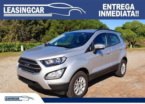 Ford Ecosport Se 1.5 Entrega Inmediata 2020 0km