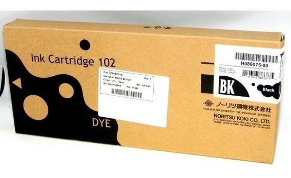 Cartucho Noritsu 102 Dye Black - 500ml Oferta!!!