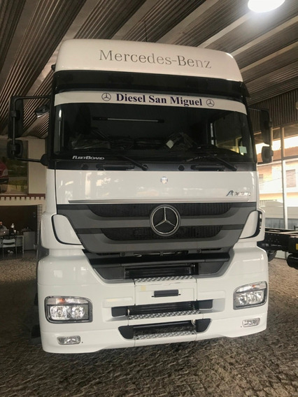 Mercedes-benz Axor 2036/36 Cd Te Blanco