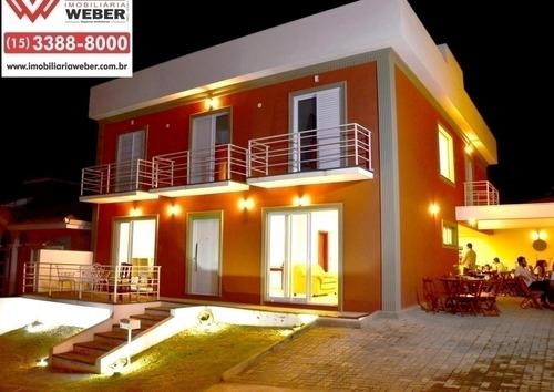 Casa 3 Dorm, 2 Suítes, 280 M² Á Venda Por 1.200.000,00 Parque Esplanada - 1176