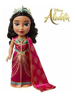 Aladdin Disney Princesa Jasmine Muñeca Juguete Niñas