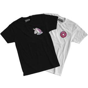def1dbee2 Camisetas Femininas Tumblr - Camisetas Manga Curta no Mercado Livre ...