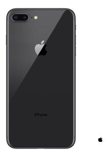 Carcaça Completa iPhone 8 Plus Original Apple Traseira Vidro