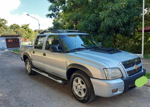 Chevrolet S10 2.4 Advantage Cab. Dupla 4x2 Flexpower 4p 2008