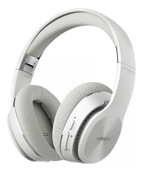 Fone De Ouvido Edifier W820bt Branco Bluetooth