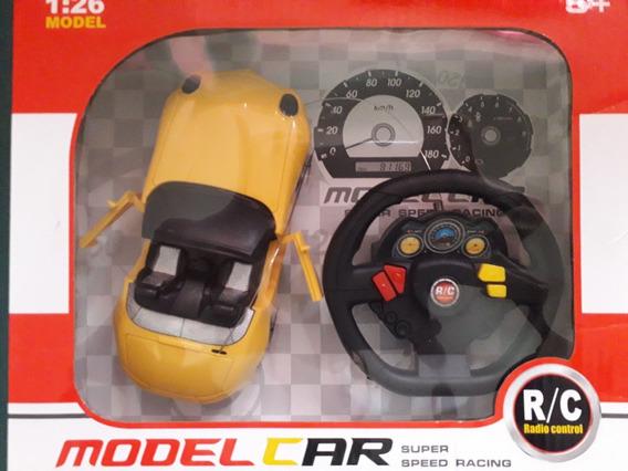 Carro Model Car A Control Model Juguete Niños Rc