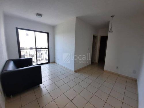 Apartamento Com 2 Dormitórios, 50 M² - Venda Por R$ 250.000,00 Ou Aluguel Por R$ 1.432,00/mês - Jardim Vivendas - São José Do Rio Preto/sp - Ap2514