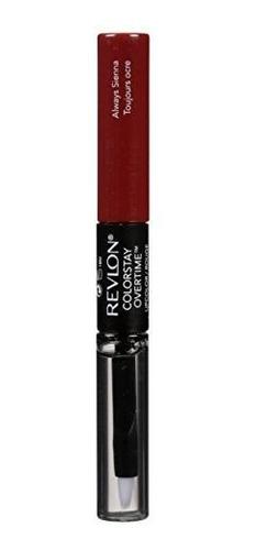Revlon Colorstay Overtime Lipcolor, Always Sienna