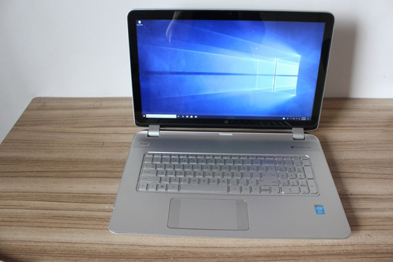 Notebook Hp Envy 17 Touch Core I7 4710hq 1tb 12gb Hdmi 17,3.