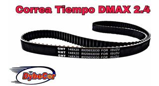 Correa De Tiempo Luv Dmax 2.4 / Luv 2.2 Mpfi 148 Dientes