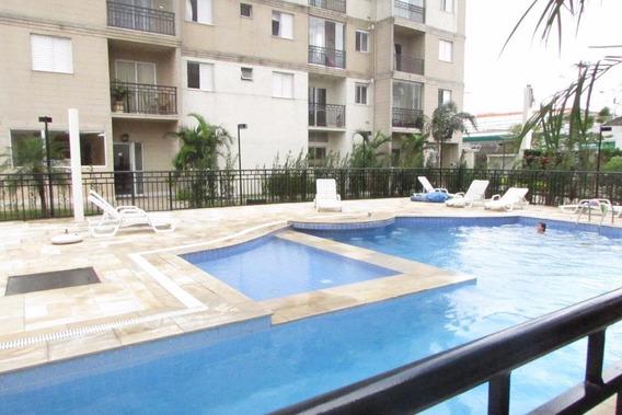 Apartamento Mobiliado Com 2 Dormitórios Para Alugar, 50 M² Por R$ 1.950/mês - Mooca - São Paulo/sp - Ap2850
