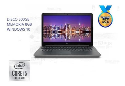 Laptop Hp Core I5 10ma Generacion Disco 1000gb/8gb/14/w10 I7