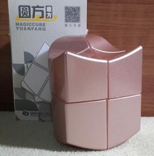 Rubik 2x2 Moyu Yuanfang Dorado Rosario