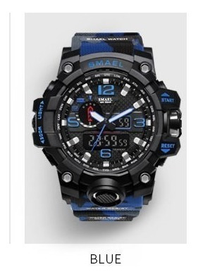 Relógio Smael Shock Prova D
